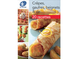 livre de recettes de cuisine gratuite livret gratuit de recettes crêpes gaufres beignets cie