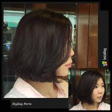 unique hairstyles for long hair abcs behind korean perms s curls c curls eastasy your pick