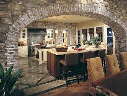 rustic kitchen ideas pictures create a rustic kitchen design with the help of veneers