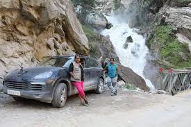 porsche india nidhi tiwari porsche india adventure trail bindu gopal rao