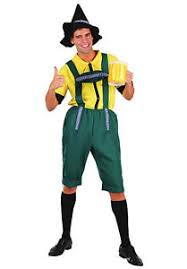 Bavarian Halloween Costumes Mens Bavarian Beer Fancy Dress Costume Stag German Party Men