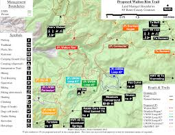 the proposed projects steamboat springs trails