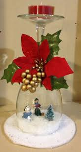 17 best images about christmas centerpieces on pinterest glasses