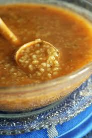 comment cuisiner le blé chorba frik soupe algérienne au blé vert concassé et recettes de
