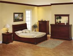 amish louis philippe bed steps