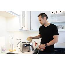 Cuisinart Touch To Toast Digital Toaster Cpt 4 Cuisinart Touch To Toast Cpt 440 Review Pros Cons And Verdict