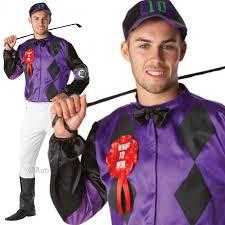 horse jockey halloween costume funny hard rider horse jockey mens fancy dress stag party