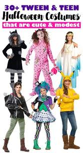Halloween Costumes Young Girls Cute Modest Halloween Costumes Tweens Teens Awesome