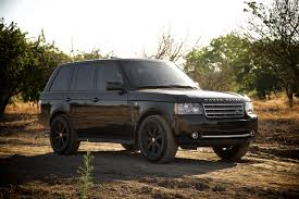 modified range rover 2010 l322 facelift full size range rover hse 2