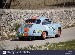 gulf car 1963 porsche 356 roadster gulf racing colours classic sports car