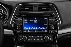 nissan maxima 2017 2017 nissan maxima radio interior photo automotive com