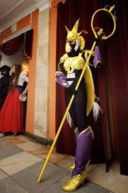 Digimon Halloween Costume Yugioh Magician Valkyria Quinzycobweb Deviantart