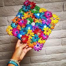 Grad Cap Decoration Ideas Flower Themed Grad Cap Decoration Ideas Grad Cap Decoration