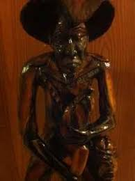 haitian wooden sculptures collectors weekly