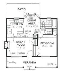 floor plans for cottages small weekend house plans best small log cabin plans ideas on