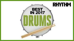 real drum tutorial rude best in drums 2017 musicradar