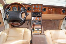 bentley turbo r coupe 1993 bentley continental r tan leather stock 090 for sale near