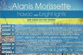 Alanis Morissette Havoc And Bright Lights Devanis Guerrero Devanisg Twitter