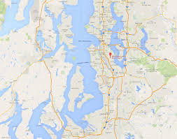 Seattle Crime Map by Dailytech Cell Phone Thief Calls 911 After Her Victim Chases Her