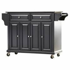 marble top kitchen island cart open travel