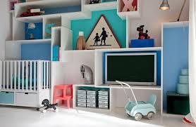 rangement mural chambre 20 idées rangement pour plus espace dans chambre d enfant