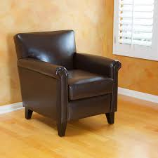 Cigar Lounge Chairs Furniture Vintage Leather Club Chair For Minimalist Family Room