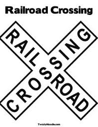 train hat coloring page coloring sheet railroad crossing google search ethan s 2nd