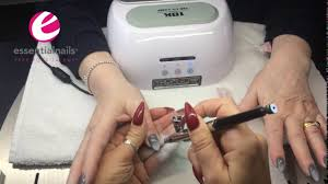 nail art airbrush ombre tutorial by kerry benson youtube