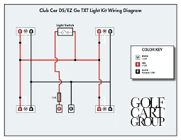 wiring a 3 way switch with multiple lights club car light diagram