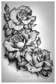 guns and roses tattos 47 best money rose images on pinterest rose tattoos drawings