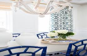 curtains geometric curtains trellis curtains fret amazing blue