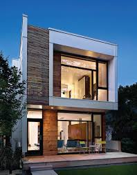 modern house building lg house by thirdstone modern house map located by architourist ca