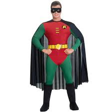 Badass Mens Halloween Costumes Batman Dc Comics Robin Costume Edk0005 Price 109 99