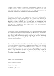 Excellent Cover Letter Examples How To Create A Great Cover Letter For Resume Resume For Your