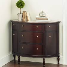Chest End Table Cantor Demilune Accent Chest U0026 Reviews Birch Lane