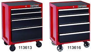 Tool Storage Cabinets Can You Spot The Differences Between These Two Craftsman
