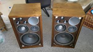 Best Looking Speakers The Vintage Hifi Sansui Sp 2000 Speakers