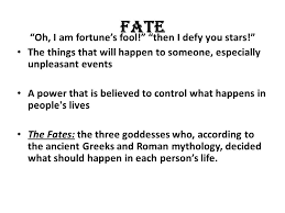 theme of fate in romeo and juliet essay revision main themes key scenes character possible essay questions