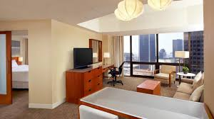 downtown los angeles accommodation huntington suites the