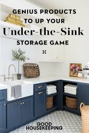 kitchen sink cabinet storage ideas 11 genius the sink storage ideas best sink organizers
