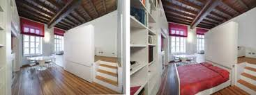 Apartment Ideas From POINT Hidden Bed Design For Small Rooms - Apartment designs for small spaces