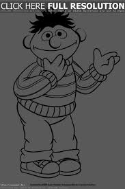 cartoons bert and ernie coloring pages monster high games for