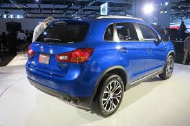 mitsubishi outlander sport 2015 interior 2016 mitsubishi outlander sport arrives with 20 445 price tag