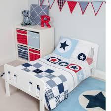 Cot Duvet Set Big Star Boy U0027s Cot Bed Duvet Set The Kids Bedroom Co