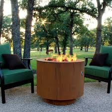 Starfire Fire Pits - 19 best corten steel fire pits images on pinterest outdoor