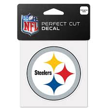amazon com nfl pittsburgh steelers 63065011 perfect cut color