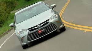 toyota camry xle v6 review 2015 toyota camry review roadshow