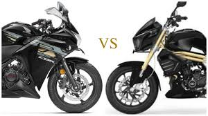 motor honda cbr honda cbr 250r vs mahindra mojo price specifications features