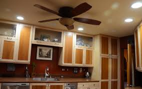 recessed lights for old kitchen ideas also remodel flourescent