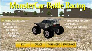 monster car battle racing android apps google play